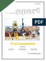 Rapport Topo