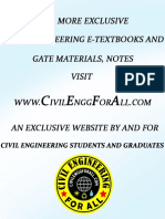 Structural Analysis - AE - AEE - Civil Engineering Handwritten Notes -CivilEnggForAll.com