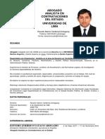 Cv Ricardo Cardenas Actual