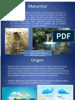 diapositivas Manantiales