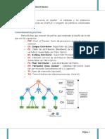 SMR estructura de redes