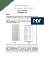 El Protoboard - Descripción y Uso