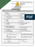 DDBSmidterm Exam 2018model 1
