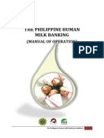 The Philippine Human Milk Banking