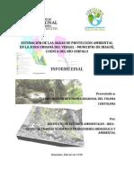 1. Estimación de Las Áreas de Protección Ambiental El Vergel