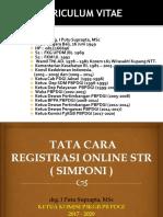 Tata Cara Registrasi Online Str Update