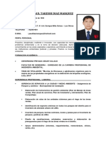 CV Paul Díaz M. 2