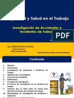 4. Investigacion Accidentes SST - SGO 2018