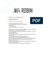 Wifi Robin