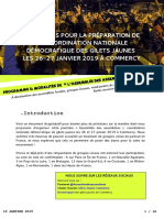 Guide de l'Assemblée des Assemblées des Gilets Jaunes de Commercy