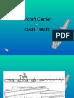 Aircraft Carrier Nimitz Class