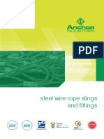 Anchor Industries Products Wire Rope Slings and Fittings[1]