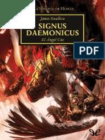 Signus Daemonicus. El Angel cae - James Swallow.pdf