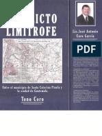 2009.- Coro García, A.- Conflicto Limitrofe