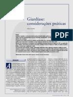 GIARDIASE- Considerações e Prática