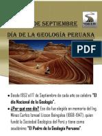 Dia de La Geologia