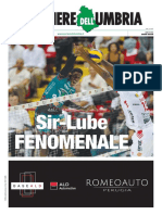 Rassegna Stampa Nazionale e Regionale Dell'Umbria Del 12 Gennaio 2019
