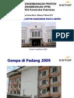 Perbaikan Struktur Pasca Gempa_estop