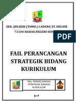 Cover Fail Kurikulum Dan Panitia