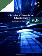 [Theodore Gabriel] Christian Citizens in an Islami(BookFi) Copy