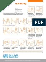 map hand washing SurgicalA3
