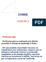 Curs 8  Chimie-Nave