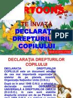 DREPTURILE COPILULUI