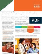Cambridge Igcse Guía Para Los Padres Español