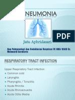 Pneumonia Dr.jatu
