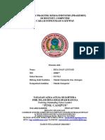 LAPORAN PRAKTEK KERJA INDUSTRI Konfigurasi gateway 2.doc