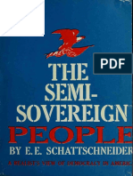 The Semisovereign People a Realists View of Democracy in Americ