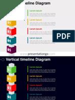 Vertical-Timeline-Cubes-Diagram-PGo.pptx