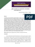 REFLEXÕES SOBRE O ENSINO DA GRAMÁTICA NO ENSINO.pdf