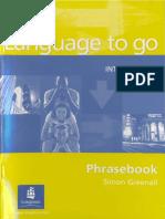 language to go