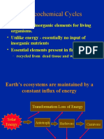 202lec 11 Carbon Cycle and Greenhouse Effect 202 Summer 2008 Presentation