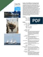 Ganley 18m Offshore Cruising Yacht
