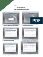 SAP1 - Servidores de Rede - Windows Server e Debian