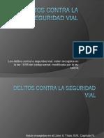Presentación Delitos Contra La Seguridad Vial (2)