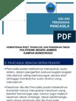 4. Kisi-kisi UAS Pancasila Ganjil 2018-2019