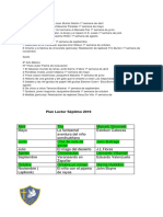 Plan lector 7-8