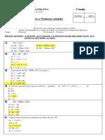 prueba N°2, ec y productos notables, 1°C-D, 2013