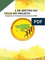 Manual Gestao Do Ciclo de Projeto