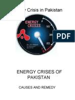 Energy Sector in Pakistan