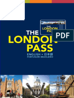 London Pass Guidebook - En JP PTBR
