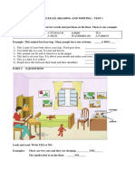 Movers Read & Write Test 1