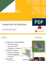 Solarize IAB Energia Solar Em Edificacoes 2016-05