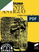 Wagner, Carlos G. - El Proximo Oriente Antiguo. v.1 [1993]