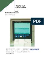 Skipper GDS Digital Sonar