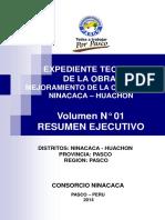 Carátula Expediente Tecnico