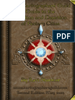 The Cartographers' Guild Guide to the Creation and Depiction of Fantasy Cities, Second Edition